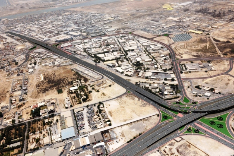 ALBA AND NUWAIDRAT INTERCHANGE PROJECT PHASE 1