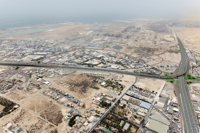 Alba And Nuwaidrat Interchange Project