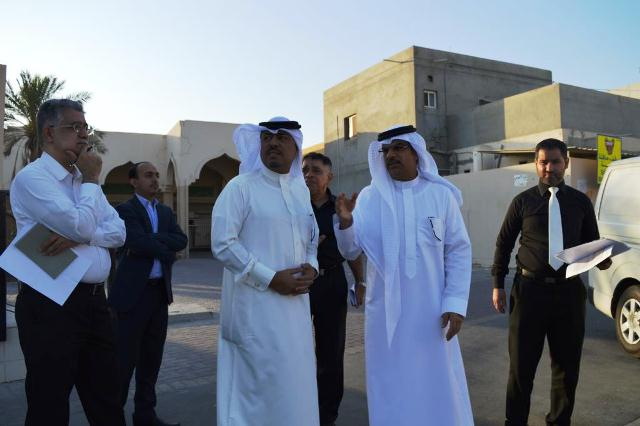 AL KHAYYAT AND QAMBAR INSPECT NEEDS OF THE NORTHERN GOVERNORATE'S 9TH CONSTITUENCY