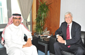 AL KHAYYAT RECEIVES CANADA'S MINISTRY OF EXTERIOR AND COMMERCE'S INFRASTRUCTURE ADVISOR