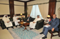 KHALAF RECEIVES MP AL AMMADI AND MUNICIPAL COUNCIL MEMBER AL JUNAID